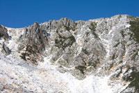 しらび平の山