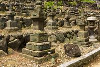 因島村上水軍墓地