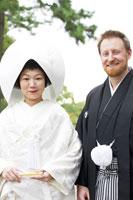 和装の結婚式