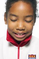 ハーフの女の子 02336000948  写真素材・ストックフォト・画像・イラスト素材 アマナイメージズ