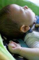 赤ちゃんの寝顔 02336002499A  写真素材・ストックフォト・画像・イラスト素材 アマナイメージズ
