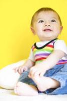 赤ちゃん 02336002507  写真素材・ストックフォト・画像・イラスト素材 アマナイメージズ