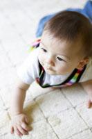 赤ちゃん 02336002509A  写真素材・ストックフォト・画像・イラスト素材 アマナイメージズ