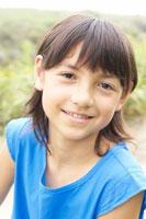 ハーフの女の子 02336002952  写真素材・ストックフォト・画像・イラスト素材 アマナイメージズ