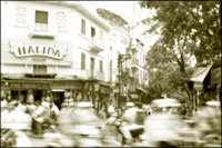 ハノイの街角 02337000022| 写真素材・ストックフォト・画像・イラスト素材|アマナイメージズ