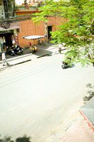 ホーチミンの街角 02346000237| 写真素材・ストックフォト・画像・イラスト素材|アマナイメージズ