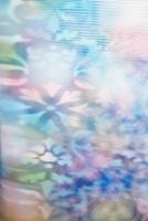 ブルーのアブストラクトイメージ
