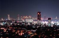 都内の夜景 02350000257| 写真素材・ストックフォト・画像・イラスト素材|アマナイメージズ