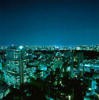 都内の夜景 02350000435| 写真素材・ストックフォト・画像・イラスト素材|アマナイメージズ