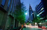 都内の夜景 02350000467| 写真素材・ストックフォト・画像・イラスト素材|アマナイメージズ