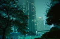 新宿の夜景 02350000490| 写真素材・ストックフォト・画像・イラスト素材|アマナイメージズ