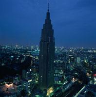 新宿の夜景 02350000547| 写真素材・ストックフォト・画像・イラスト素材|アマナイメージズ