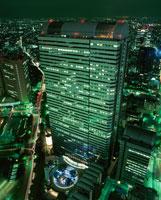 新宿の夜景 02350000557| 写真素材・ストックフォト・画像・イラスト素材|アマナイメージズ