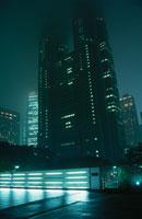新宿の夜景 02350000576| 写真素材・ストックフォト・画像・イラスト素材|アマナイメージズ