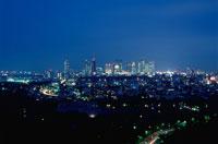 都内の夜景 02350000577| 写真素材・ストックフォト・画像・イラスト素材|アマナイメージズ