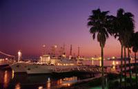 東八潮緑道公園の客船 02350000596| 写真素材・ストックフォト・画像・イラスト素材|アマナイメージズ