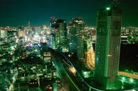 浜松町の夜景