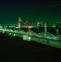東京湾岸夜景 02350000663  写真素材・ストックフォト・画像・イラスト素材 アマナイメージズ