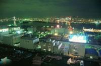 東京湾岸夜景
