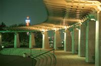 港の見える丘公園の夜景