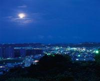 横須賀中央公園の夜景