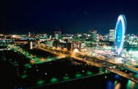 みなとみらいの夜景 02350000805| 写真素材・ストックフォト・画像・イラスト素材|アマナイメージズ