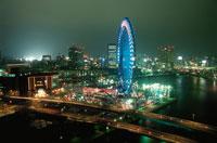 みなとみらいの夜景 02350000809| 写真素材・ストックフォト・画像・イラスト素材|アマナイメージズ