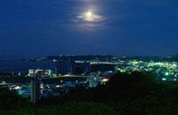 横須賀中央公園から見た夜景