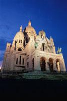 サクレクール聖堂 02350001633| 写真素材・ストックフォト・画像・イラスト素材|アマナイメージズ