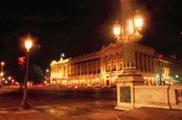 コンコルド広場周辺の夜景