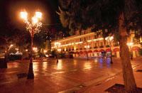 モンテカルロの街並