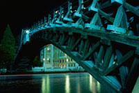 アカデミア橋の夜景
