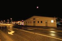 夜の道路 02350002029| 写真素材・ストックフォト・画像・イラスト素材|アマナイメージズ