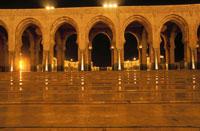 ハッサン2世モスク 02350002039| 写真素材・ストックフォト・画像・イラスト素材|アマナイメージズ
