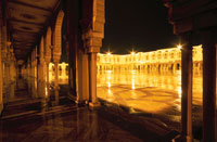 ハッサン2世モスク 02350002042| 写真素材・ストックフォト・画像・イラスト素材|アマナイメージズ