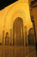 ハッサン2世モスク 02350002043| 写真素材・ストックフォト・画像・イラスト素材|アマナイメージズ