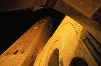 ハッサン2世モスク 02350002045| 写真素材・ストックフォト・画像・イラスト素材|アマナイメージズ