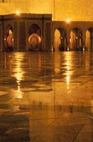 ハッサン2世モスク 02350002047| 写真素材・ストックフォト・画像・イラスト素材|アマナイメージズ