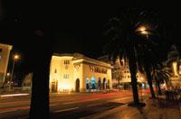 カサブランカの街