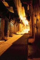 フェズエルバリの路地 02350002066| 写真素材・ストックフォト・画像・イラスト素材|アマナイメージズ
