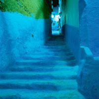 メディナの内の路地 02350002074| 写真素材・ストックフォト・画像・イラスト素材|アマナイメージズ