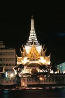 ラクムアン(市の柱) 02350002172| 写真素材・ストックフォト・画像・イラスト素材|アマナイメージズ