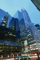 クライスラー・ビルと摩天楼