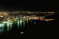 ポン・ジ・アスーカルから見たフラメンゴ海岸