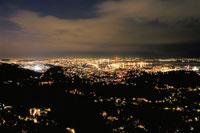 ドナ・マルタ展望台から見た夜景