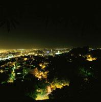 リオ・デ・ジャネイロの夜景