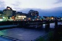 三条大橋の夜景