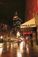 ギャスタウンの夜景