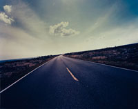 道路 02355000014| 写真素材・ストックフォト・画像・イラスト素材|アマナイメージズ