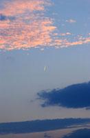 夕焼け空 02359000188| 写真素材・ストックフォト・画像・イラスト素材|アマナイメージズ